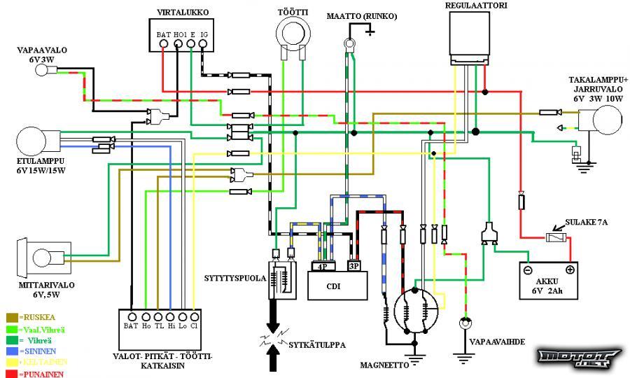 Wh 6436  Skyteam T Rex Wiring Diagram Free Diagram