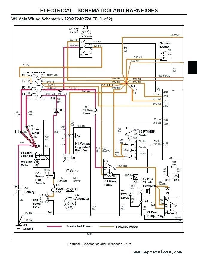 AA_0224] John Deere Tractor Ignition Switch Wiring Diagram Schematic WiringBatt Tron Phan Rimen Phae Mohammedshrine Librar Wiring 101