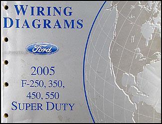 Fantastic 2005 Ford F 250 Thru 550 Super Duty Wiring Diagram Manual Original Wiring Cloud Licukaidewilluminateatxorg