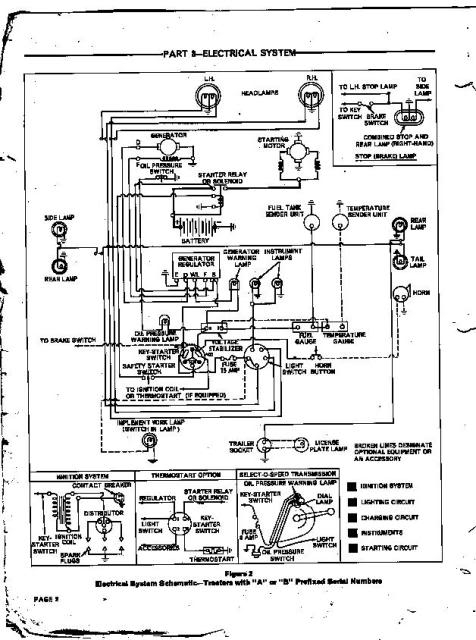 Ford 4000 Wiring Harness Diagram - Schematic wiring diagramcamelotunchained.it