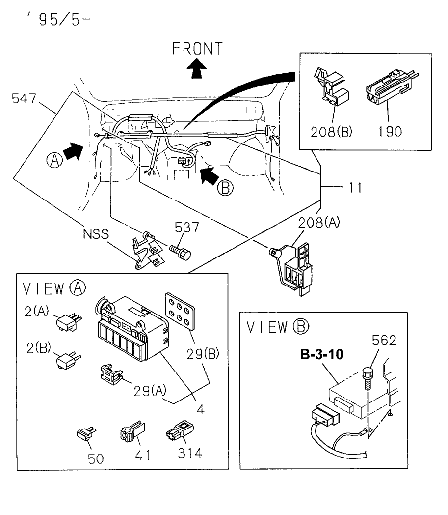 xr_1181] 1994 honda passport fuse diagram schematic wiring  penghe isra mohammedshrine librar wiring 101