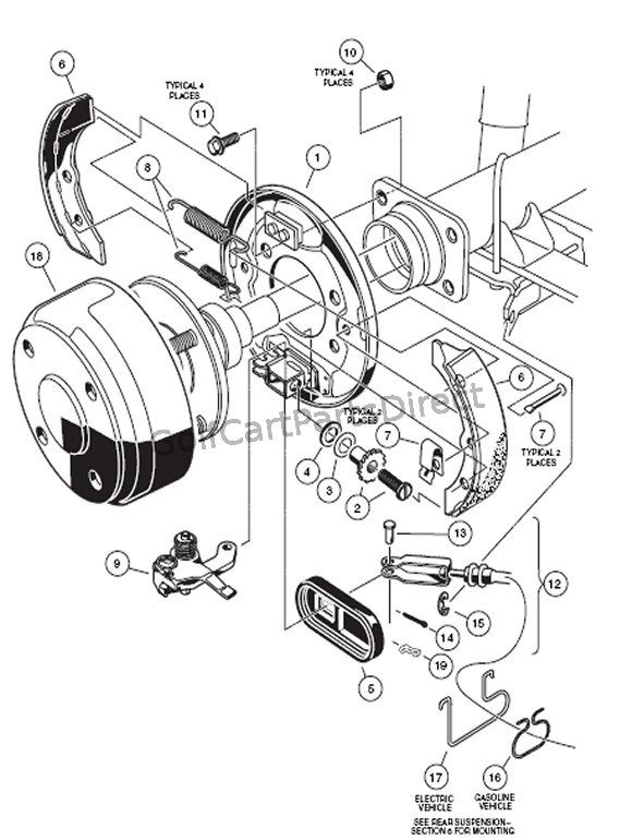 Amazing 2005 Yamaha Gas Golf Cart Wiring Diagram Wiring Diagram Tutorial Wiring Cloud Hisonepsysticxongrecoveryedborg