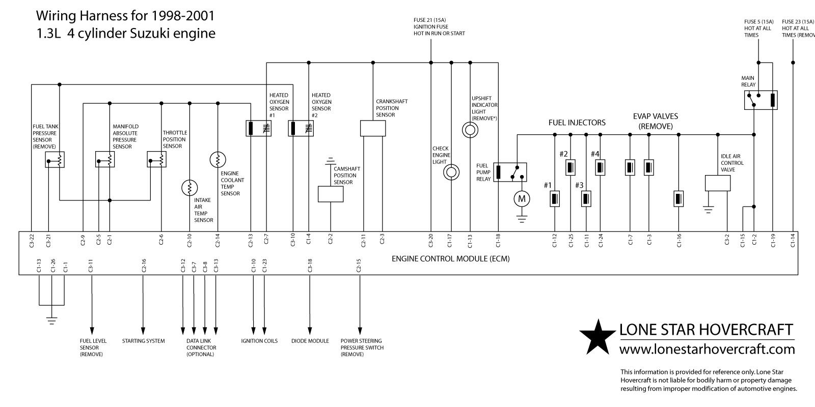 1989 suzuki sidekick wiring diagrams eg 8992  tracker fuse box diagram likewise suzuki sidekick fuse  tracker fuse box diagram likewise