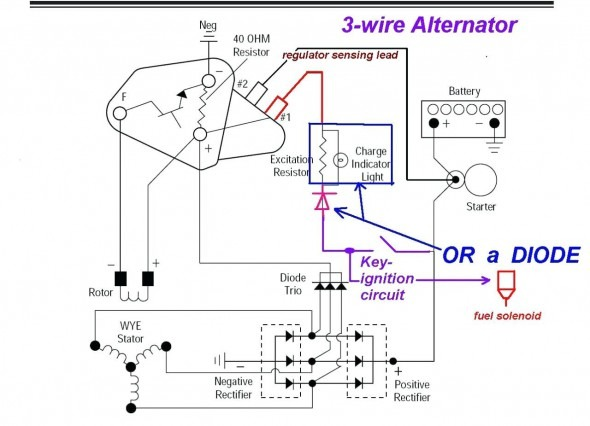 [SCHEMATICS_44OR]  VS_2143] Delco Remy Wiring Diagram 5 Wiring Diagram | Delco Remy Alternator Wiring Diagram Internal |  | Ifica Pimpaps Benkeme Mohammedshrine Librar Wiring 101