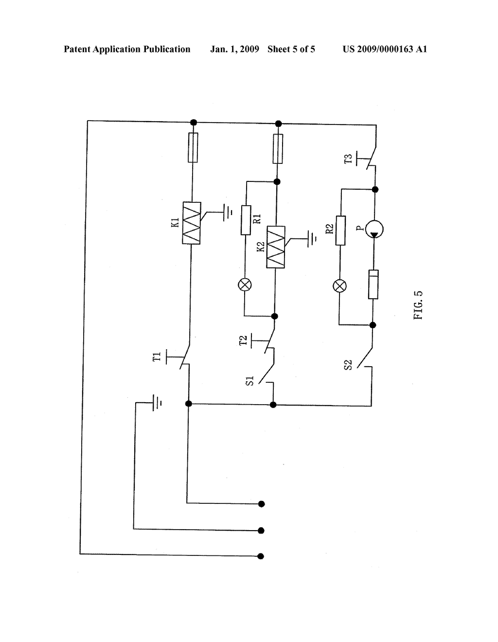 Schematic Diagram Electrical Circuit