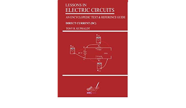 Cool Lessons In Electric Circuits Vol 1 Direct Current Amazon Co Uk Wiring Cloud Histehirlexornumapkesianilluminateatxorg