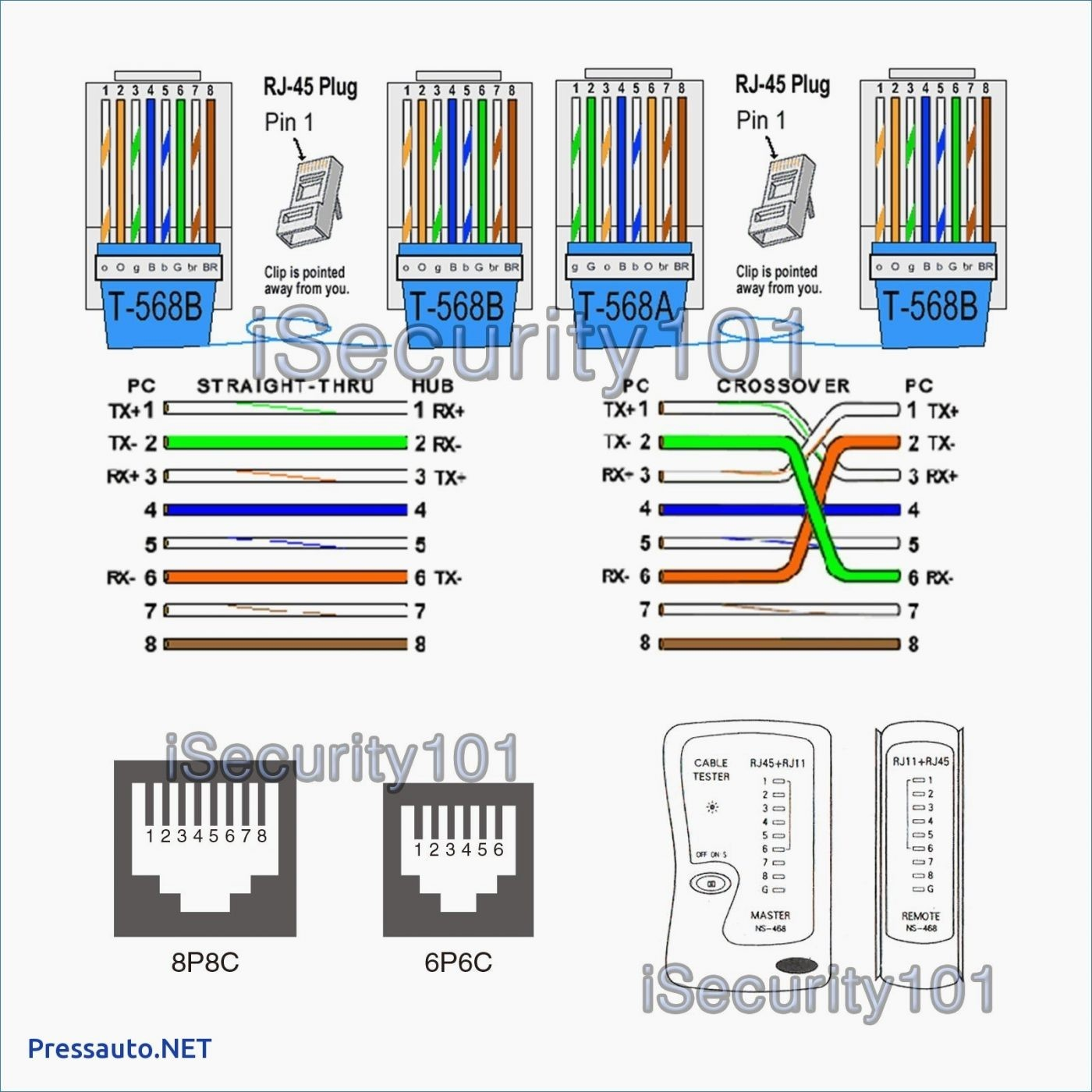 Cat6e Cable Wiring Diagram - Wiring Diagrams Databaselaccolade-lescours.fr