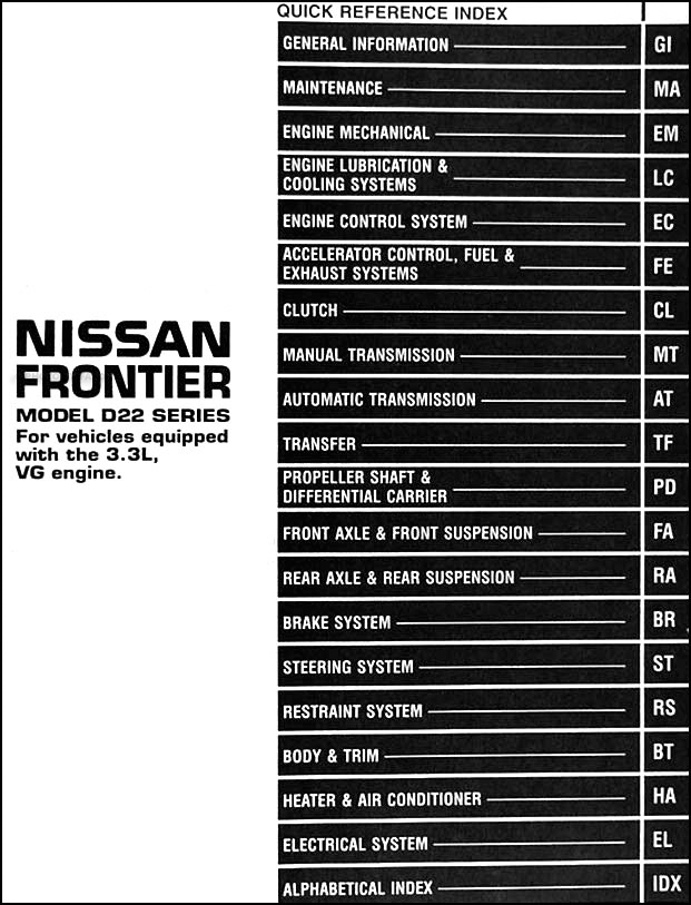2004 Nissan Frontier Wiring Diagram - Boat Wiring Harness Kit -  yamaha-phazer.yenpancane.jeanjaures37.fr | 1998 Nissan Frontier Fuse Diagram |  | Wiring Diagram Resource