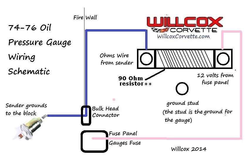 ba4656 water temperature gauge wiring diagram free diagram