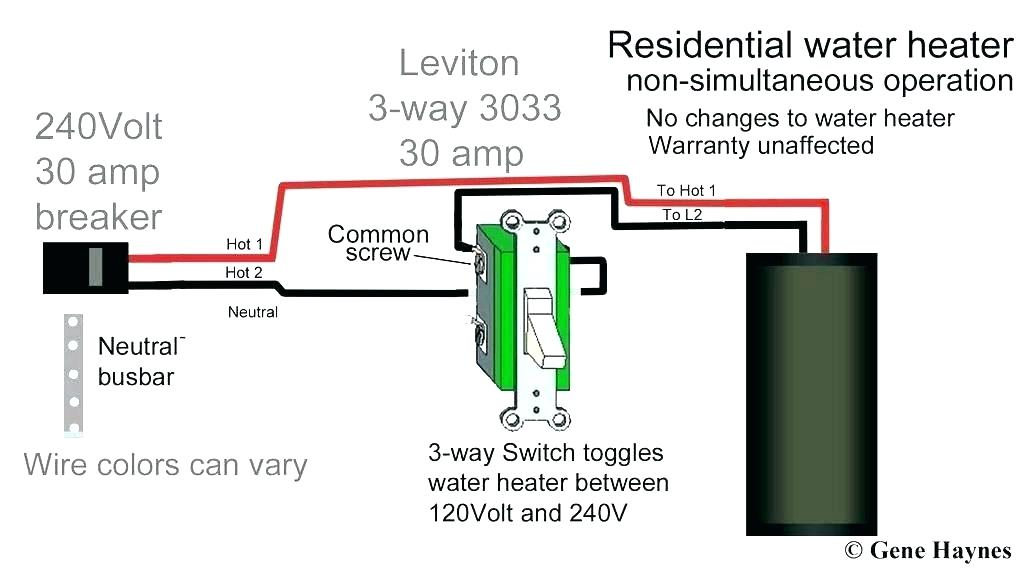 Gw 7079 Hot Water Heater Wiring Breaker Free Diagram