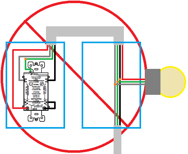 Fantastic Electrical How Do I Wire A Gfci Combination Light Switch When Wiring Cloud Orsalboapumohammedshrineorg