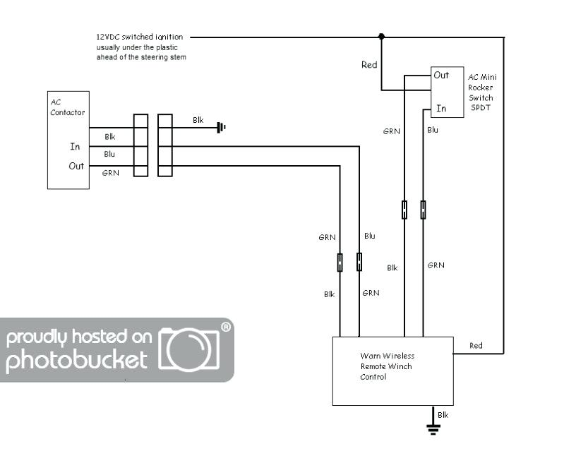 wo7424 warn wireless remote wiring diagram download diagram