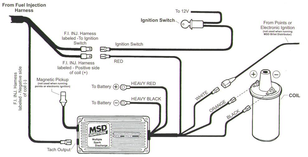 Mallory Comp 9000 Wiring Diagram 5 0 - Wiring Diagrams Blog
