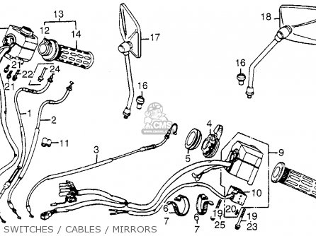 As 2758 Honda Goldwing 1500 Wiring Diagrams Schematic Wiring