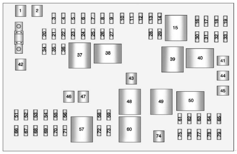 [DIAGRAM_34OR]  EX_6811] Chevrolet Fuse Box Diagram   Chevy Van Fuse Box      Weveq Shopa Mohammedshrine Librar Wiring 101