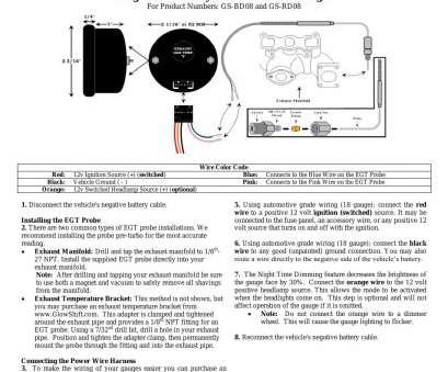 Wiring Diagram For Glowshift Boost Gauge - Chevy 350 Starter Wiring -  audi-a3.yenpancane.jeanjaures37.frWiring Diagram Resource
