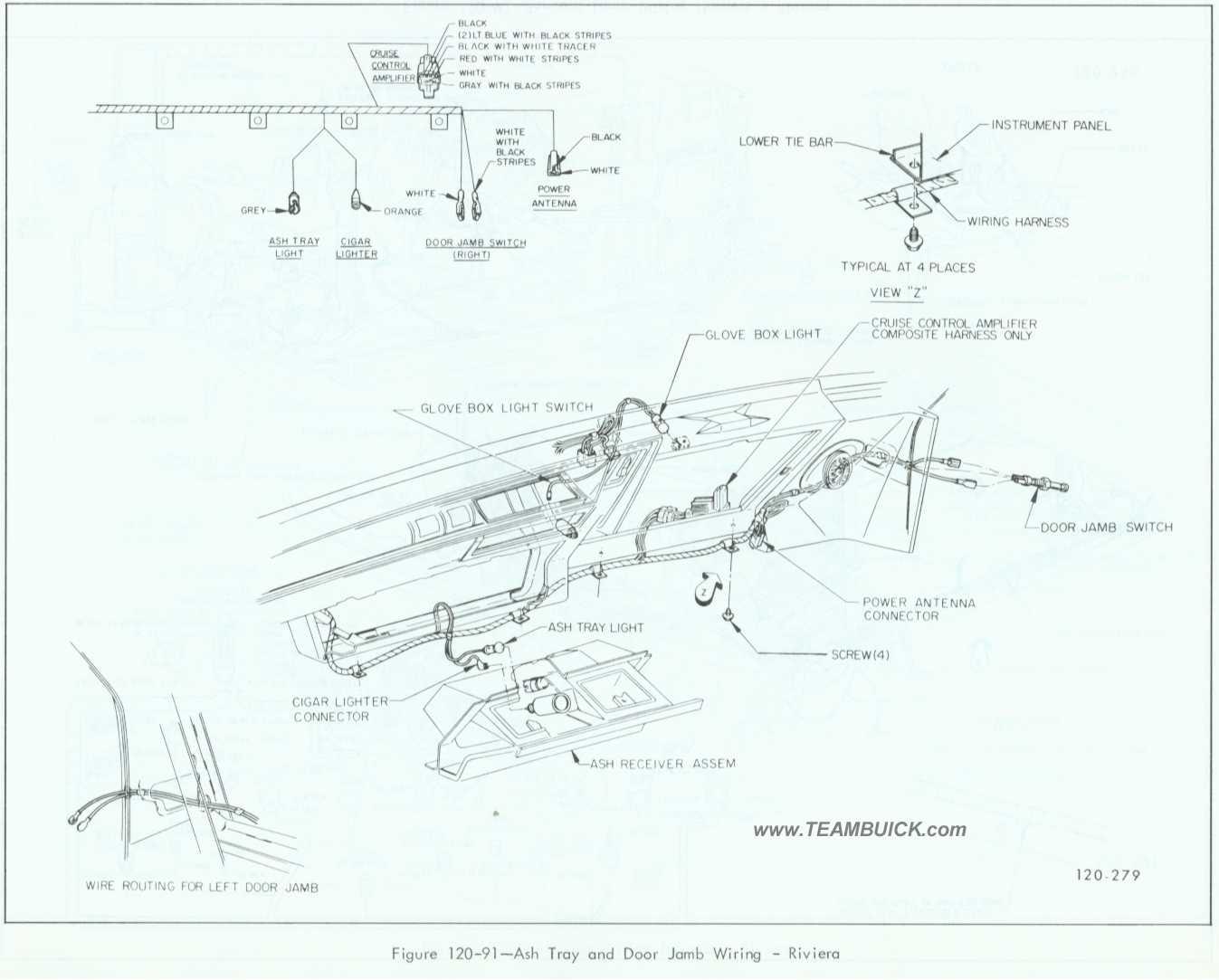 1968 Buick Skylark Diagram Wiring Schematic