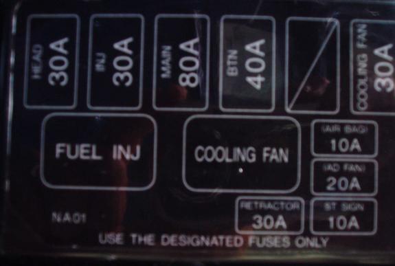 [WQZT_9871]  WW_3373] 1994 Mazda Miata Fuse Diagram | 1991 Miata Fuse Box |  | Pimpaps Bocep Mohammedshrine Librar Wiring 101