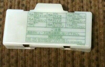 88 Toyota Fuse Box - 2000 F250 Super Duty Fuse Panel Diagram for Wiring  Diagram SchematicsWiring Diagram Schematics
