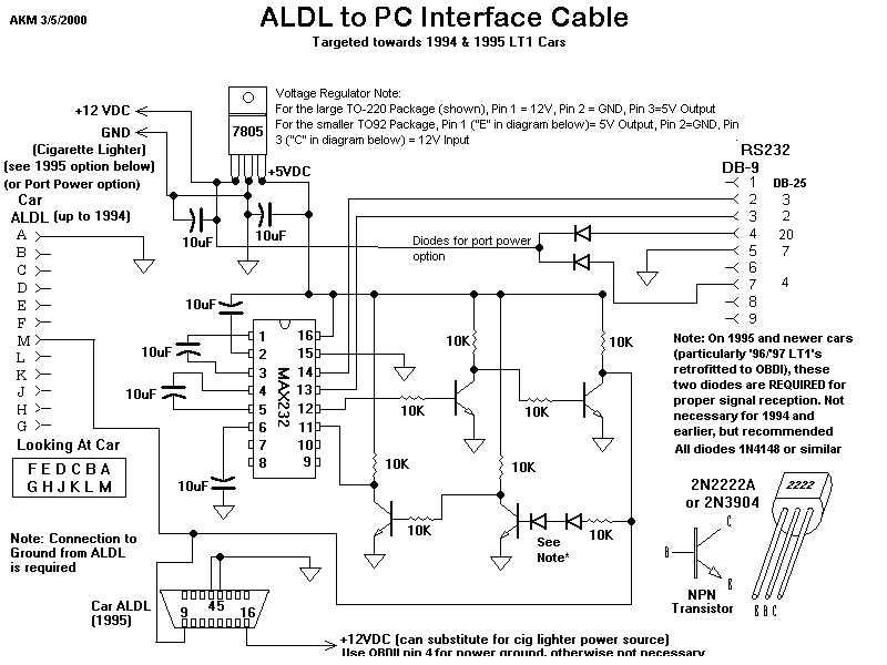 obd2 to obd1 wiring diagram an 9008  gm aldl connector diagram wiring diagram  gm aldl connector diagram wiring diagram