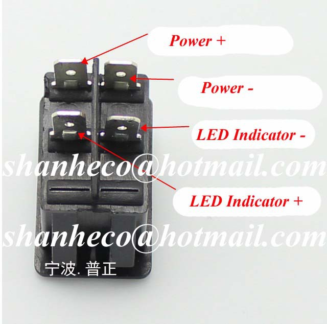 Bo 0517 Lighted Indicator Switch Free Diagram