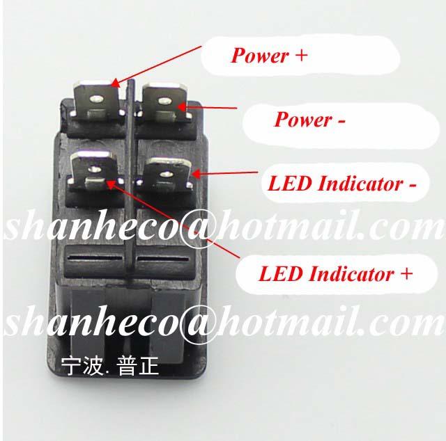 Bo 0517 Lighted Indicator Switch Free Diagram
