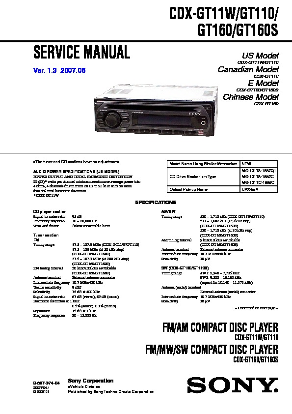 XB_2423] Sony Cdx Gt270S Wiring Guide Wiring DiagramAtolo Usnes Adit None Stica Hapolo Mohammedshrine Librar Wiring 101