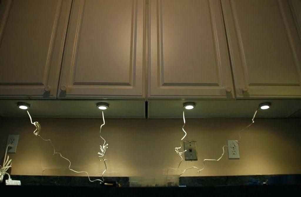 Dy 1668 Hard Wiring Under Cabinet Lighting