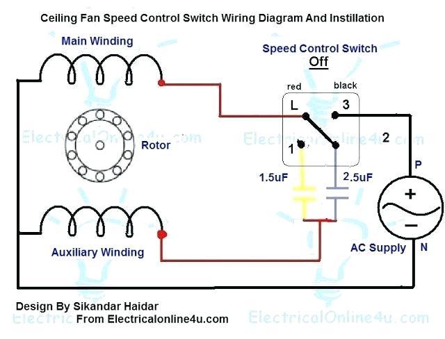 ze5375 electric motor capacitor wiring diagram schematic