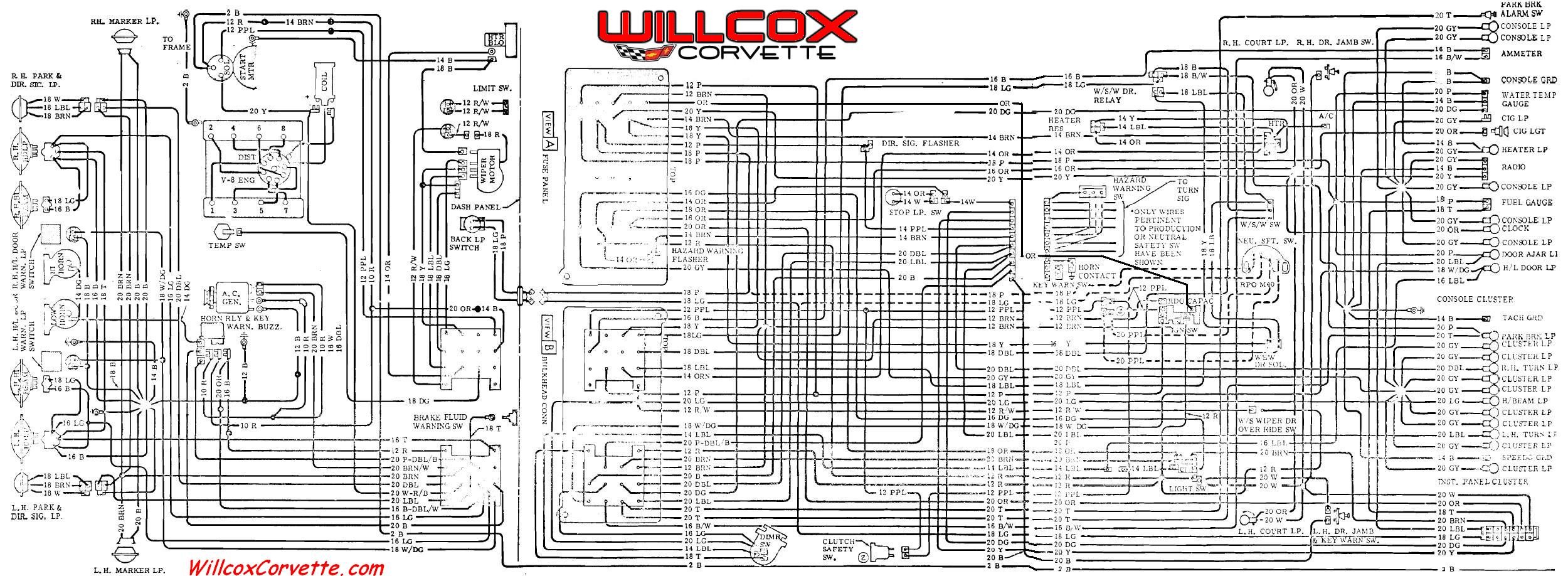 64 Chevy Corvette 327 Wiring Diagram - Amp Research Wiring Harness -  air-bag.periihh1.jeanjaures37.frWiring Diagram Resource