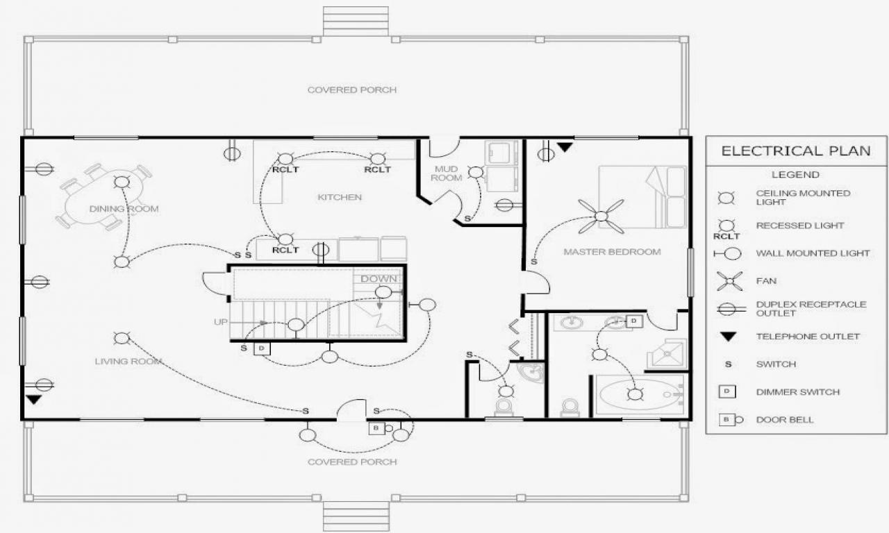 Vz 1331 Electrical House Plan Layout Download Diagram