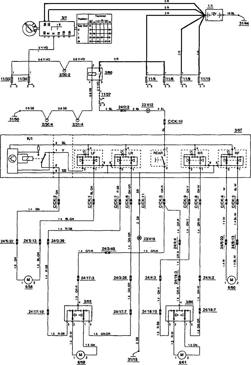 1996 volvo 850 wiring diagram hh 2036  diagram also volvo 850 wiring diagram together with  diagram also volvo 850 wiring diagram
