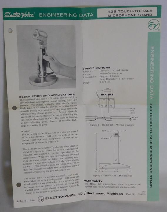 ZD_5655] Mic Wire Diagram Ev 638 Schematic WiringXempag Cran Hutpa Trua Wigeg Mohammedshrine Librar Wiring 101