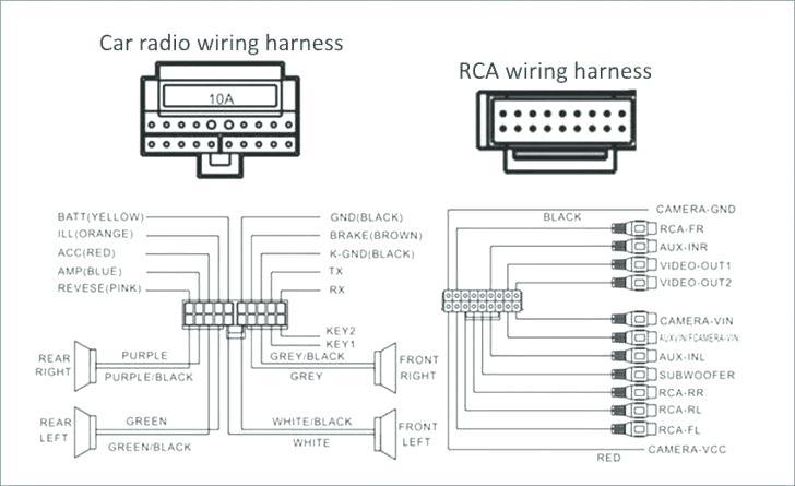 pioneer radio avic d3 wiring diagram  pietrodavicoit power