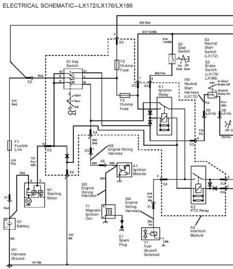 john deere 4100 electrical diagram  1994 toyota camry fuse