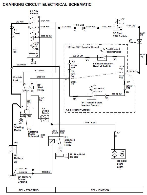 Jd 4110 Wiring Diagram
