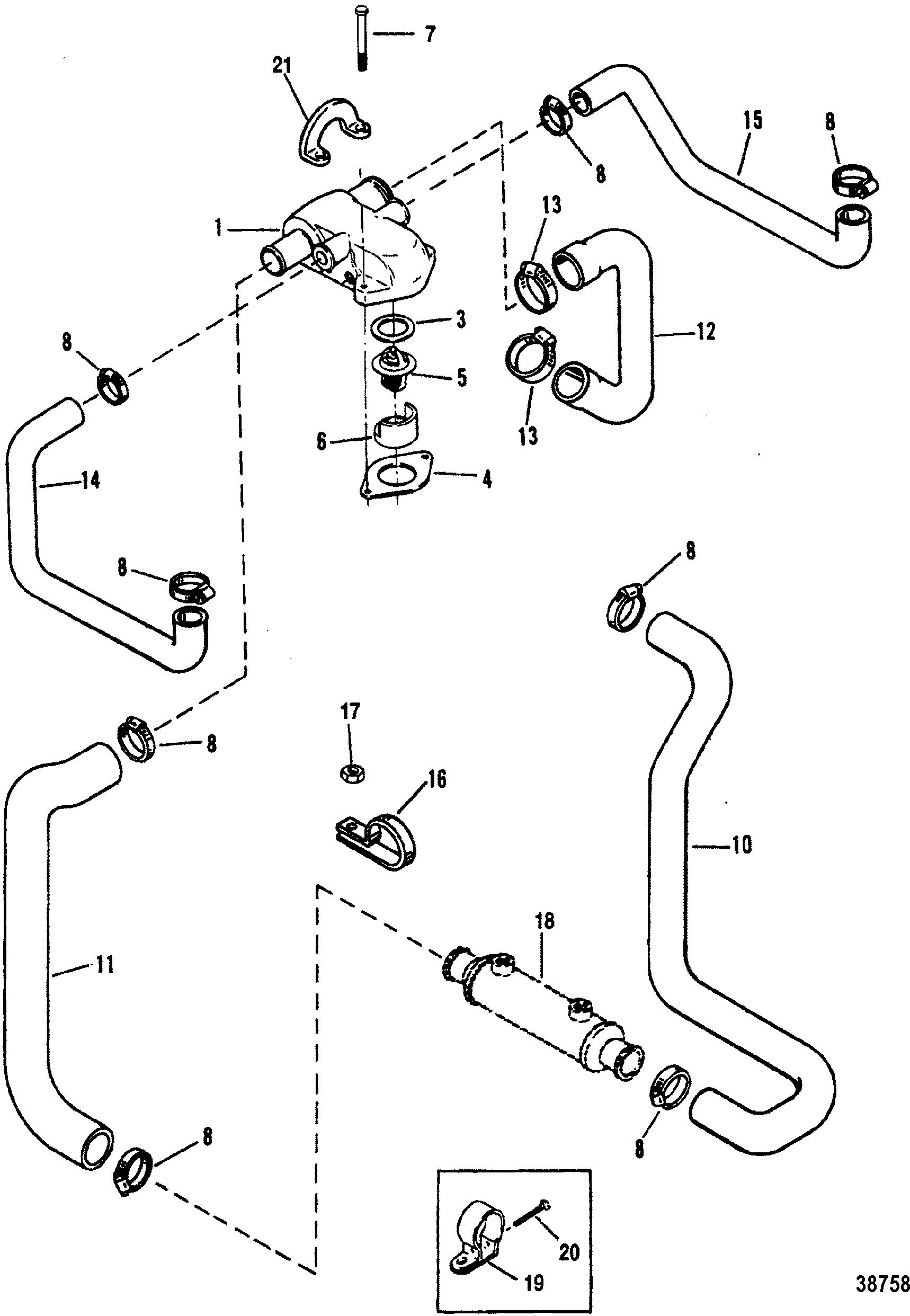 Fine Mercury Fuel System Diagram Auto Electrical Wiring Diagram Wiring Cloud Ostrrenstrafr09Org
