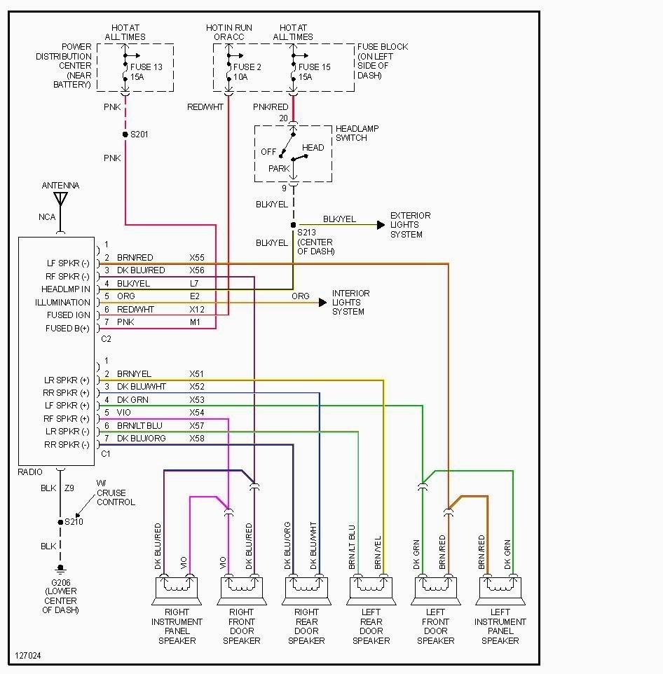 Phenomenal Dodge Speaker Wiring Diagram Basic Electronics Wiring Diagram Wiring Cloud Filiciilluminateatxorg