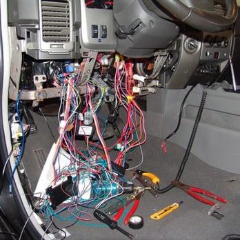 Cn 7004 India Wiring Mess