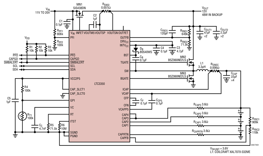 Dn 1594 Power Drive Battery Charger Schematic Free Diagram
