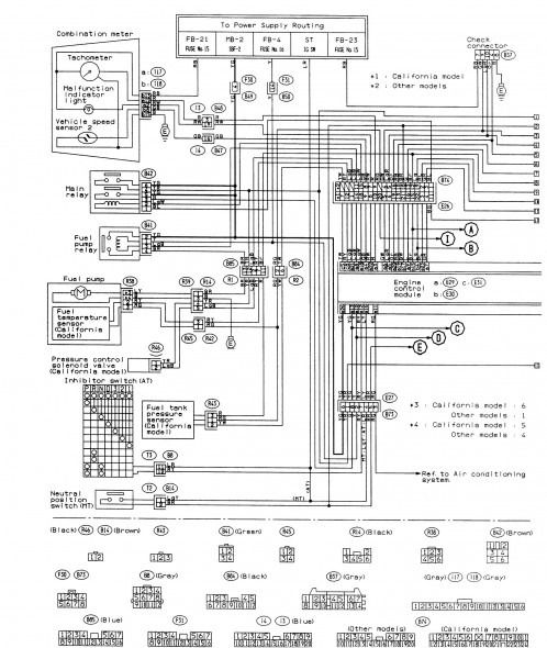 [WLLP_2054]   SN_1437] 2007 Subaru Impreza Wiring Diagrams Download Diagram   1997 Impreza Wiring Diagram      Attr Papxe Mohammedshrine Librar Wiring 101