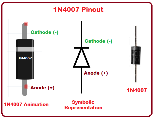 LX_7852] Diode Circuit Symbol With Anode Cathode Labeled Wiring DiagramHabi Pap Mohammedshrine Librar Wiring 101