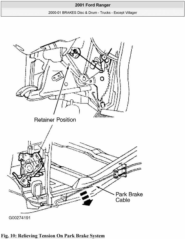 Mh 2280  Ford Ranger Xlt 40 Rear Drum Brakes Need Diagram