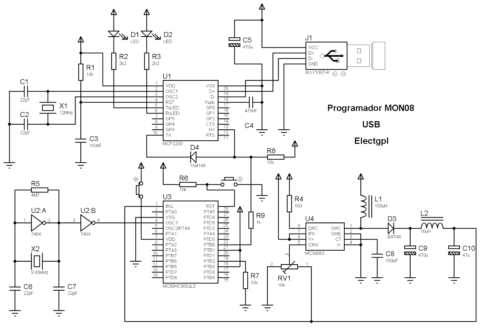 Remarkable Ft232 Programmer Auto Electrical Wiring Diagram Wiring Cloud Uslyletkolfr09Org