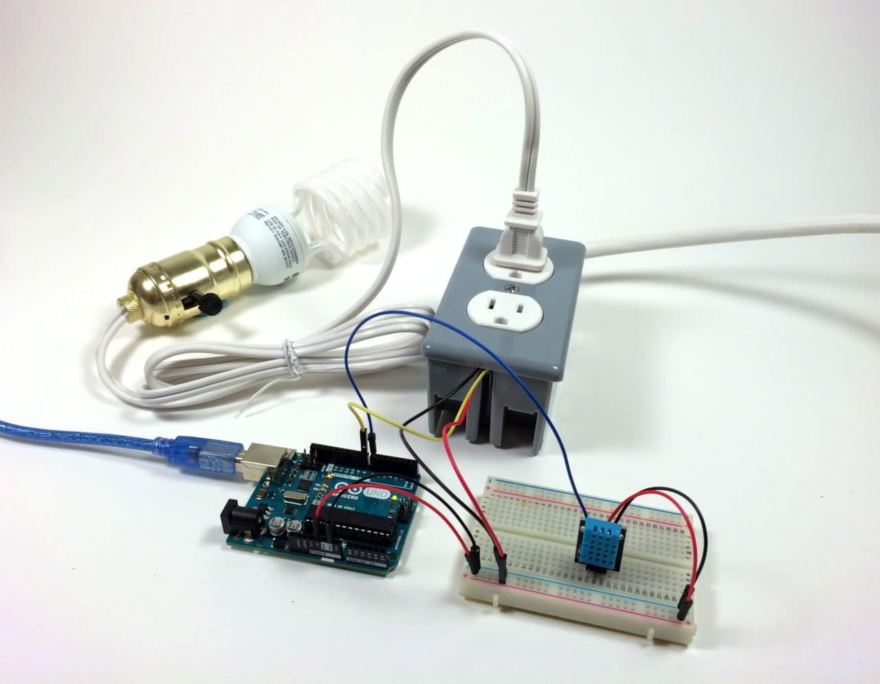 Miraculous Turn Any Appliance Into A Smart Device With An Arduino Controlled Wiring Cloud Hemtegremohammedshrineorg