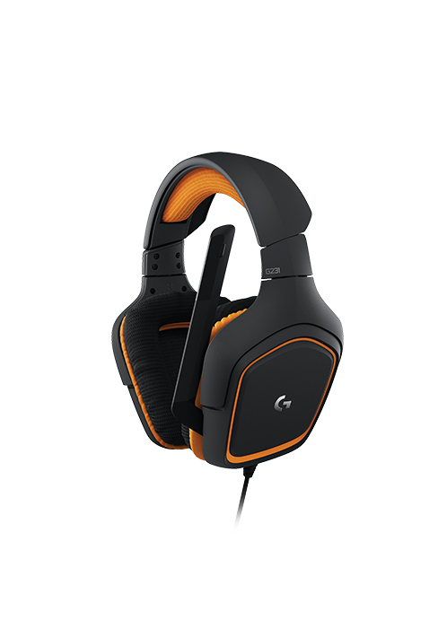 Strange Logitech G430 Gaming Headset For Pc Gaming With 7 1 Dolby Surround Wiring Cloud Filiciilluminateatxorg