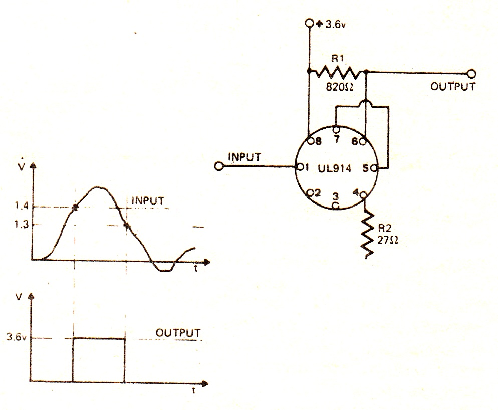 Pleasant You Might Like To Read About Schmitt Trigger Circuits Here Wiring Cloud Rineaidewilluminateatxorg