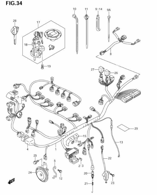TA_1944] 2005 Gsxr Wiring Diagram Wiring DiagramIstic Pneu Mecad Gho Emba Mohammedshrine Librar Wiring 101