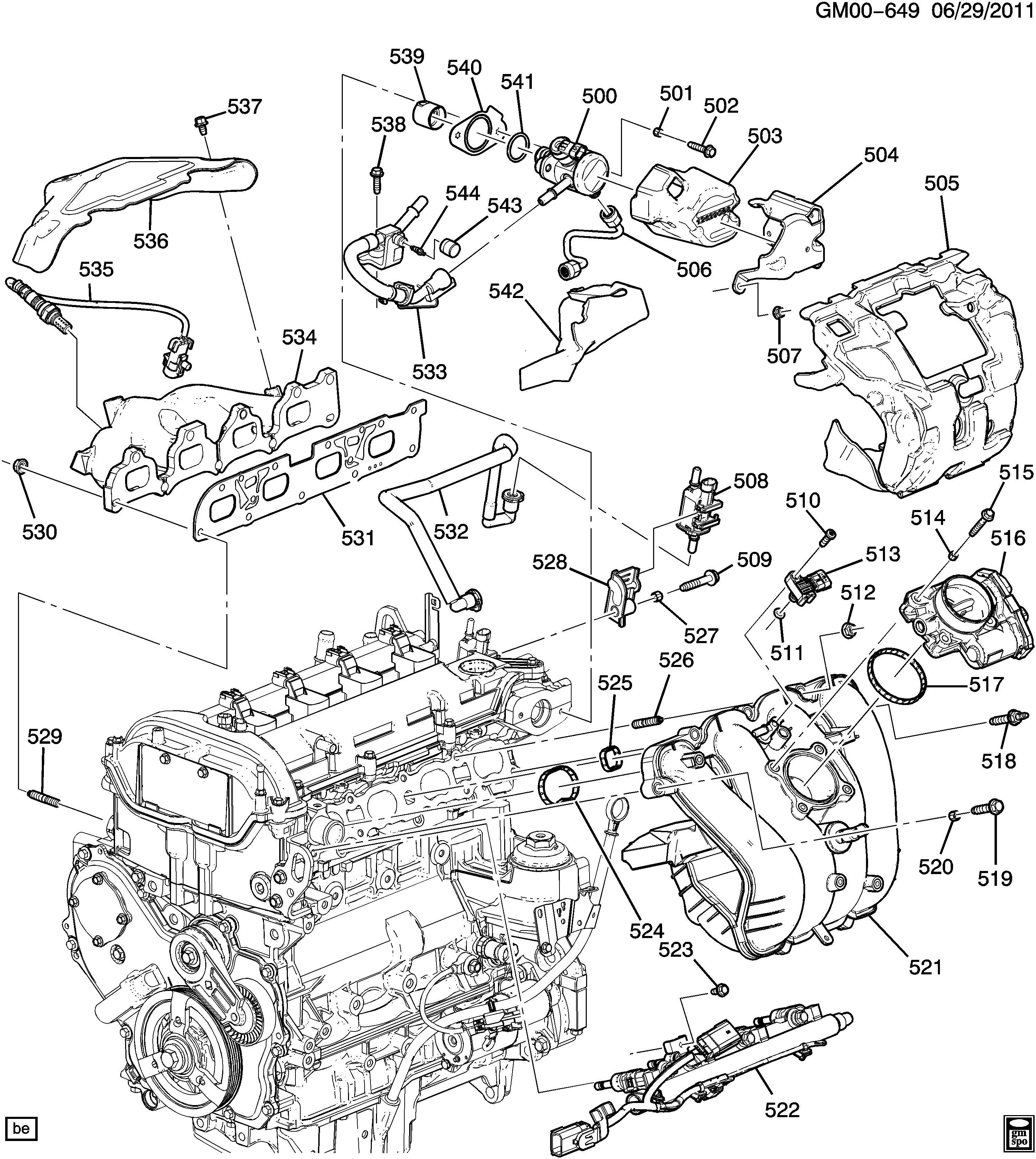Eh 6455  Gmc Sierra Replacement Parts Motor Repalcement