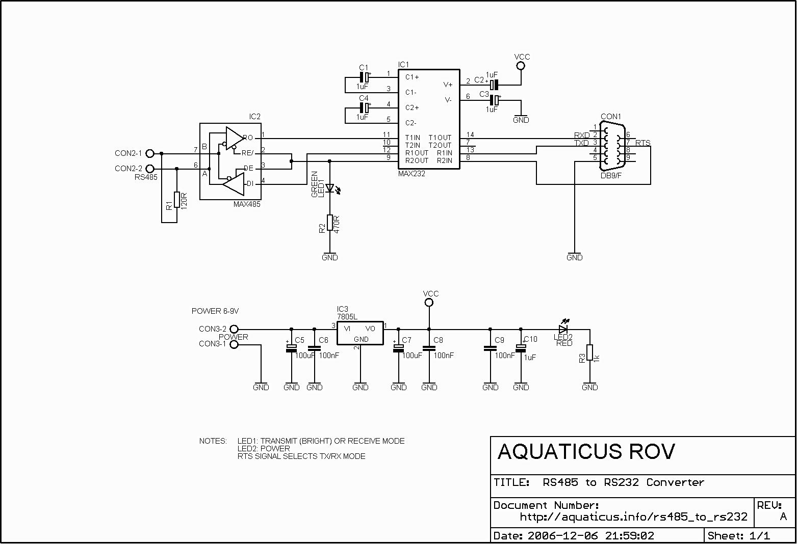 Awe Inspiring 485 Wiring Connection Diagram Basic Electronics Wiring Diagram Wiring Cloud Onicaxeromohammedshrineorg